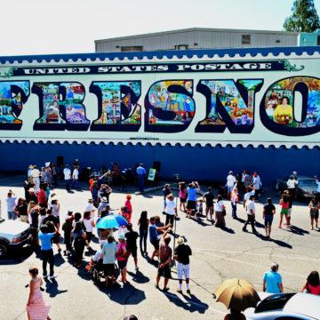 Fresno Makes List for Best Cities for Street Art in America