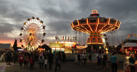 The Big Fresno Fair 2016