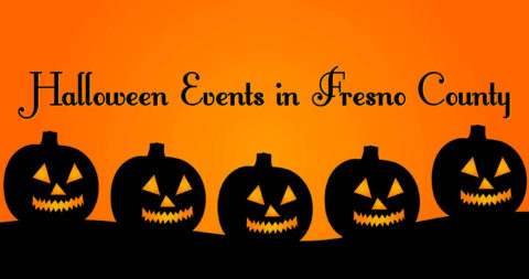 Halloween Events in Fresno County