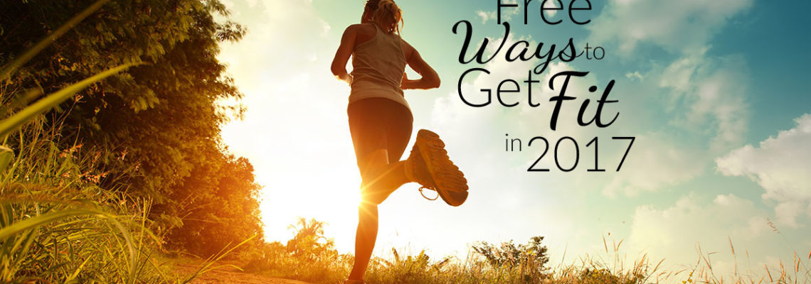 Free Ways to Get Fit in 2017
