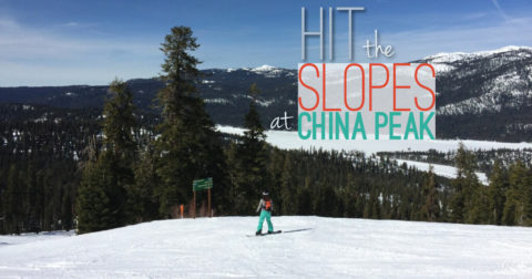 Hit the Slopes at China Peak