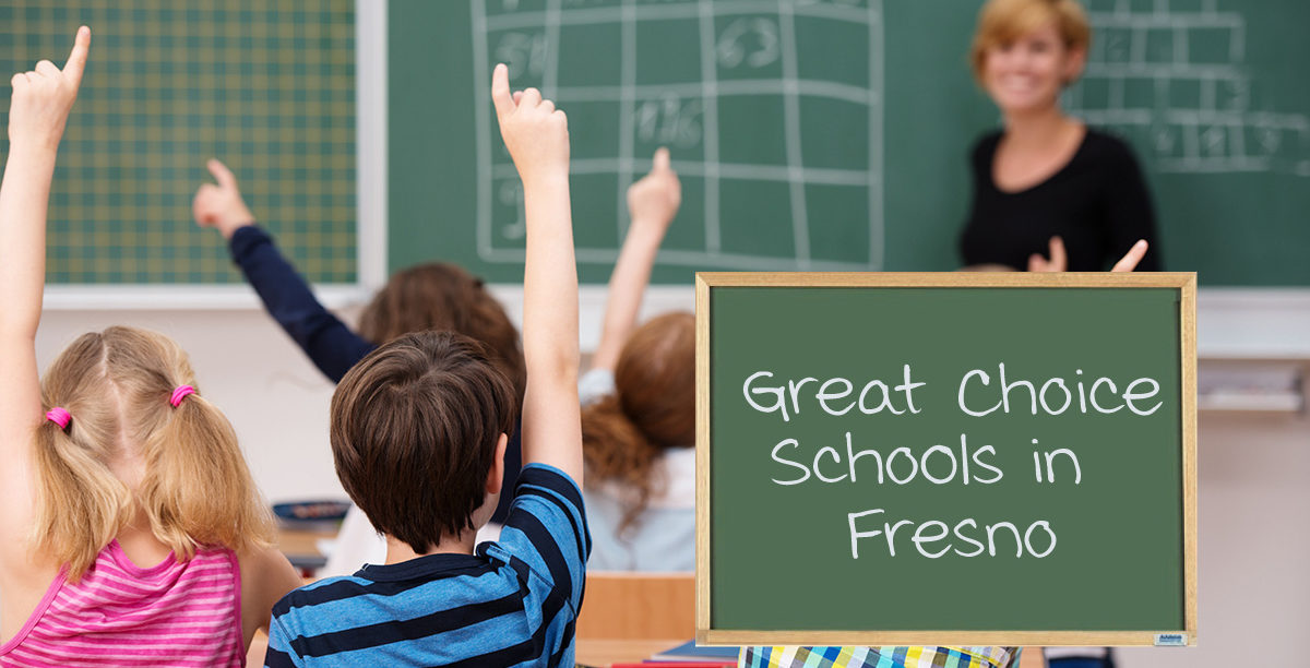 Great Choice Schools in Fresno
