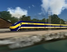 Fresno High Speed Rail Ground Breaking Tuesday