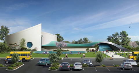 Ground Breaking Scheduled for Fresno Aquarium, non-profit seeks donations for building