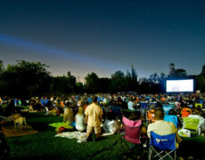 Free Movies in the Park at Eaton Plaza