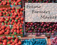 Fresno Farmer's Markets