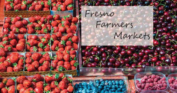 Fresno Farmer's Markets