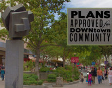 Plans Approved for Downtown Community