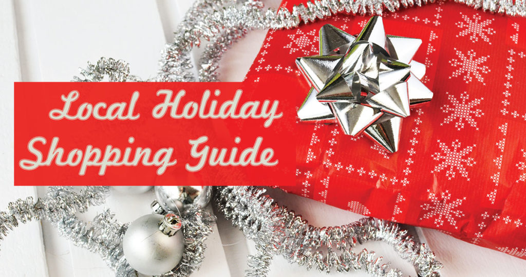 local holiday shopping guide