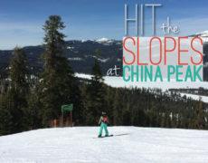 Hit the Slopes at China Peak