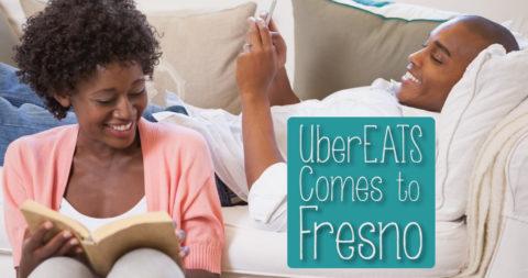 UberEATS Comes to Fresno