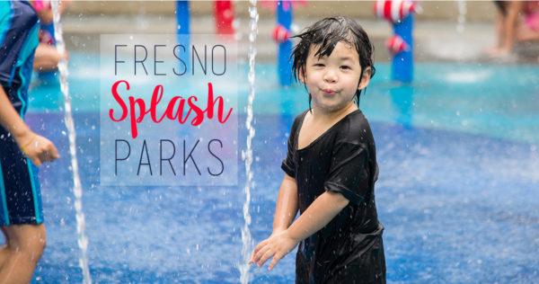 Fresno Splash Parks