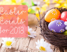 Easter Events for 2018