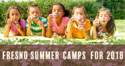 Fresno Summer Camps for 2018