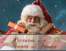 Pictures with Santa in Fresno