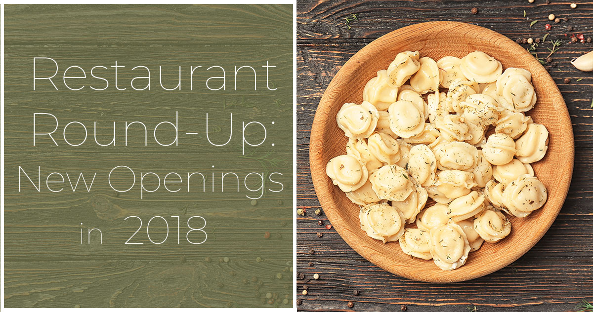 Restaurant Round Up New Openings In 2018 I Love Fresno