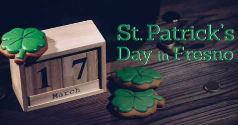 St. Patrick's Day in Fresno