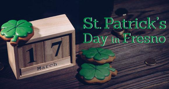 St. Patrick's Day in Fresno