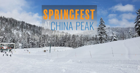Springfest at China Peak