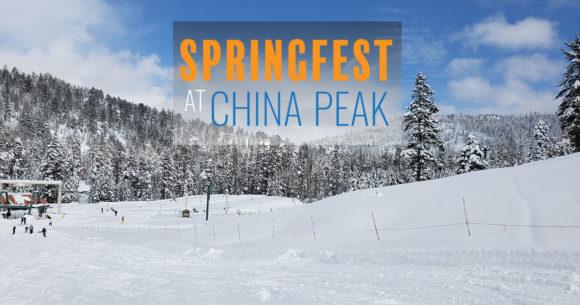 Springfest at China Peak