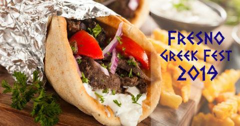 Fresno Greek Fest 2019