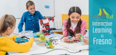 InnovED – Interactive Learning in Fresno