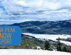 China Peak Snow Report