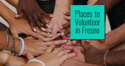 Places to Volunteer in Fresno